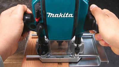 Défonceuse filaire RP0900XJ Makita