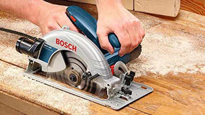 La scie circulaire Bosch GKS 190 Professional