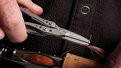 Ciseaux de poche Leatherman style CS
