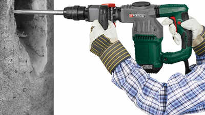 Marteau perforateur avec emmanchement SDS-Max PAH 1300 B2, 1300 W Parkside