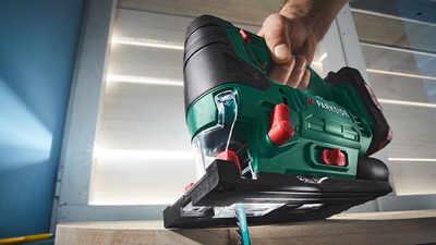 La scie sauteuse sans fil à mouvement pendulaire Parkside PSTDA 20 - Li B3