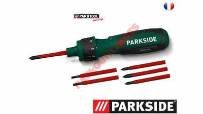 La visseuse sans fil Parkside PASD 4 A1, 4 V