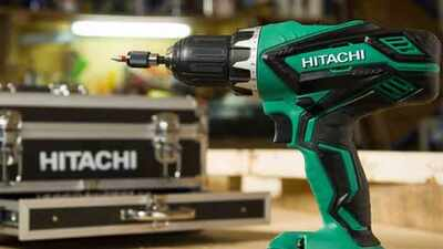 Test et avis perceuse visseuse Hitachi KC18DJLF pas cher