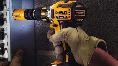 Perceuse visseuse Brushless Dewalt DCD790D2