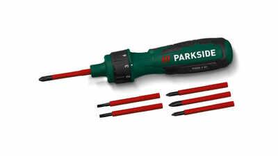 Visseuse sans fil Parkside PASD 4 A1, 4 V