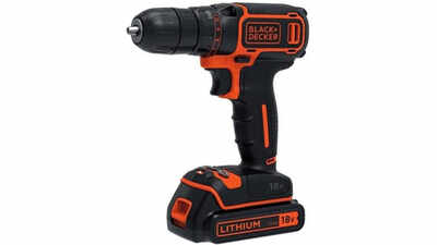 Perceuse visseuse sans fil EGBL18BAST BLACK+DECKER