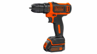 Perceuse visseuse sans fil BDCDD12K1-QW Black Decker