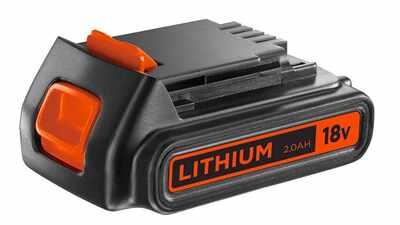 avis et prix Batterie BLACK + DECKER 18 V 2.0 Ah BL2018-XJ