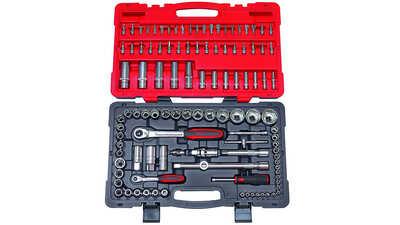 KS Tools 922.0711 Coffret de douilles et accessoires ULTIMATE 1/4'', 111 pièces