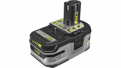avis prix batterie RB18L40HP ryobi 18 V 4,0 Ah pas cher