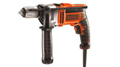 Black + Decker KR705K Perceuse a percussion électronique 750 W pas cher