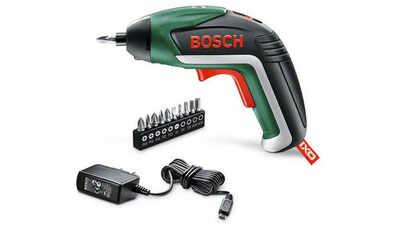 Bosch Visseuse sans fil IXO V Classique avec chargeur et 10 embouts de vissage