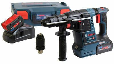 Perforateur sans fil SDS-Plus GBH 18V-26 F Bosch Professional 061191000D
