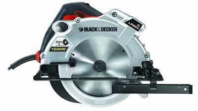 Test et avis scie circulaire Black+decker KS1500LK prix pas cher