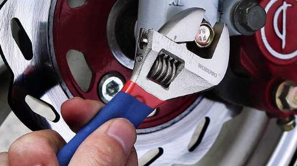 Kit d'outils avec sac WorkPro W009057AU