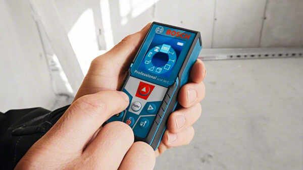 Télémètre laser GLM 50 C Bosch Professionnal