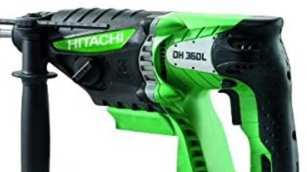 Perforateur burineur Hitachi SDS Plus DH36DL