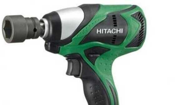 Boulonneuse à chocs WR14DBDL 4A Hitachi