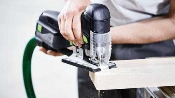 Scie sauteuse Festool CARVEX PSC 420 Li 5,2 EBI-Plus