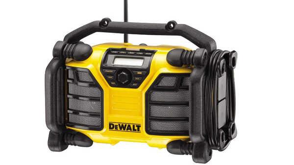 Radio de chantier DCR017 Dewalt