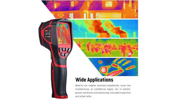 La caméra thermique à infrarouge GQO5029812062082PT KKmoon