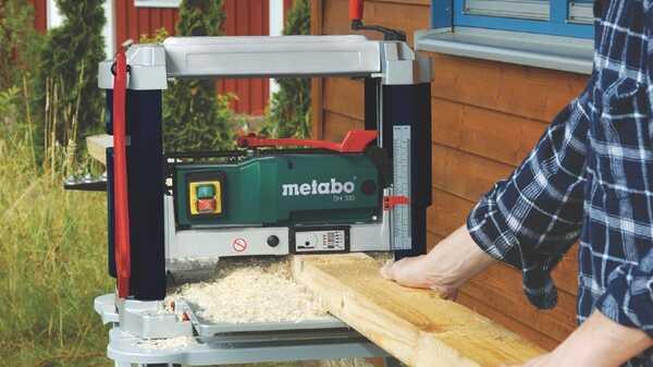Raboteuse DH330-20033 Metabo