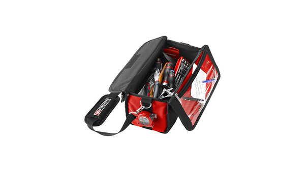 La boîte à outils textile BS.SMBCM1PG mini Probag Facom