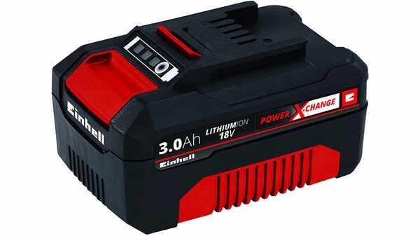 La batterie PXC 18 V 3,0 Ah Einhell