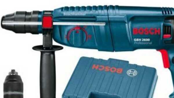 Perforateur SDS-Plus GBH 2600 611254803 Bosch