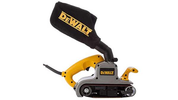 Ponceuse à bande 800W DWP352VS Dewalt