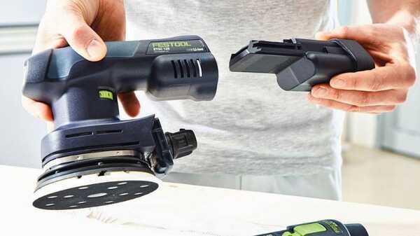 Batterie Festool 3,1 Ah Ergo