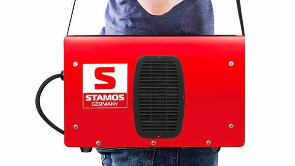 Poster à souder S-MMA-160PI Stamos