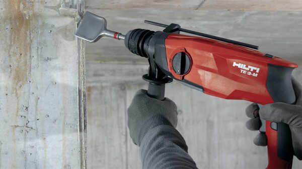 Perforateur SDS plus filaire TE 3-M Hilti