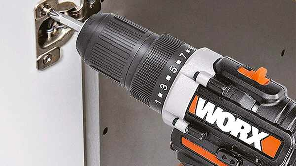 Perceuse-visseuse sans fil WX128 Worx