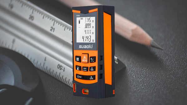 Télémètre laser S9 60m SUAOKI