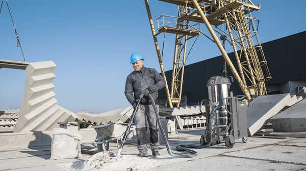 L'aspirateur industriel IVS 100 Lp 15738210 Kärcher