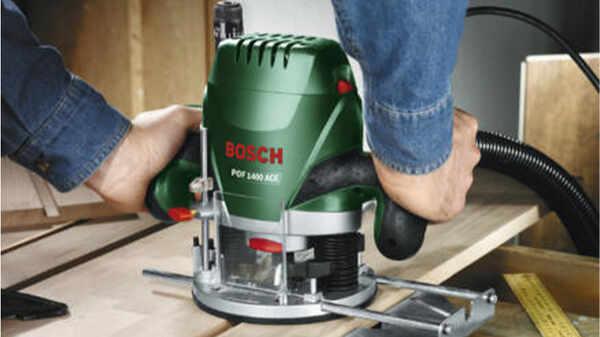 La défonceuse POF 1400 ACE Bosch