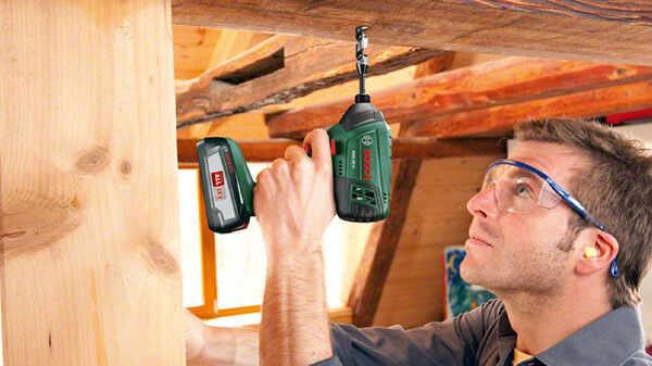 La visseuse sans-fil PDR 18 LI 0603980301 Bosch