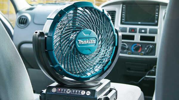 Ventilateur à col pivotant sans fil CF101DZ Makita