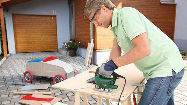 La scie sauteuse électrique PST 700 E 06033A0000 Bosch