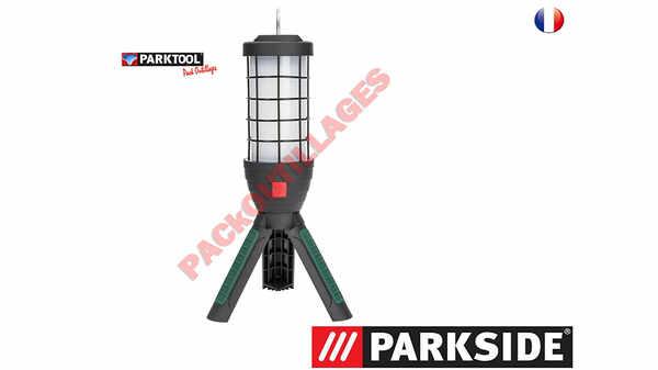 La lampe de travail à LED sans fil Parkside PAL 2200 A1