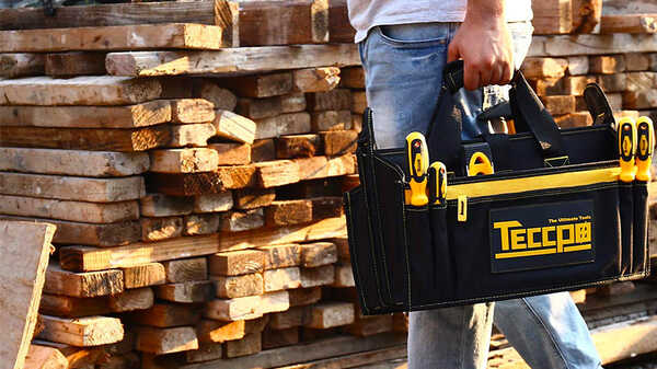 Sac porte outils THTB01B et THTB02B Teccpo