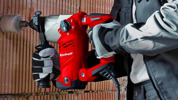 Perforateur Filaire SDS-Plus RT-RH 32 Kit avec 10 accessoires Einhell