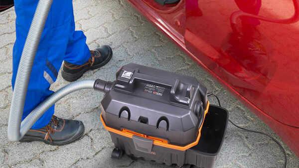 aspirateur de chantier filaire tacklife PVC01