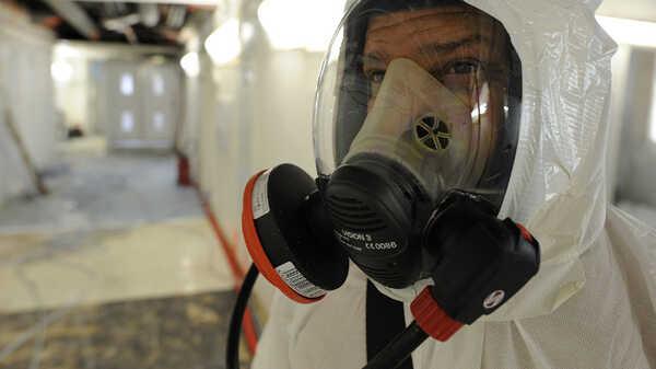 Masques de protections de voies respiratoires