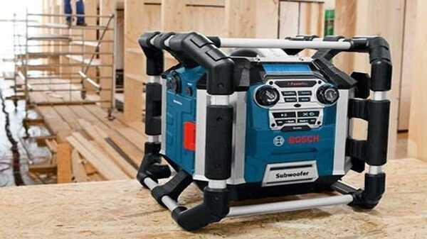 Radio de chantier Bosch GML 50