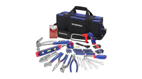 Kit d'outils WorkPro W009057AU