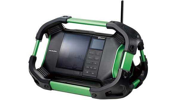 Radio de chantier Bluetooth UR18DSDLW4Z HIKOKI