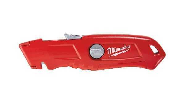 Cutter de poche MILWAUKEE auto-rétractable 4932471360