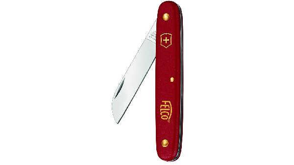 Nouveau modèle de greffoir et couteau de taille Felco 3.90 50